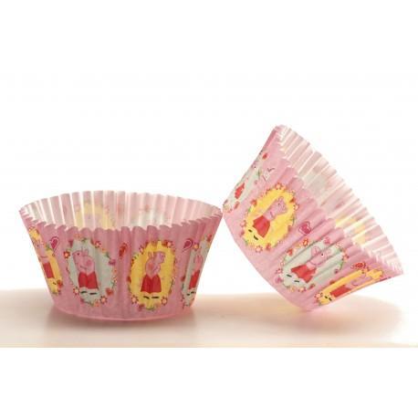 Muffinsform, Greta Gris (Peppa Pig)
