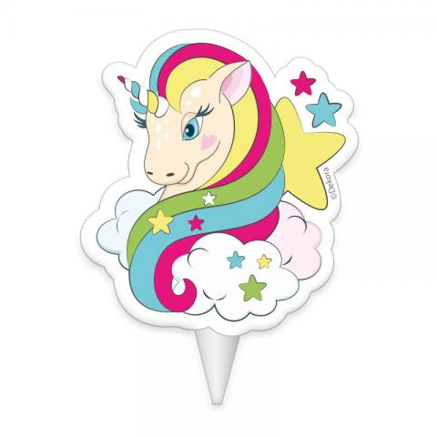 Tårtljus, Unicorn