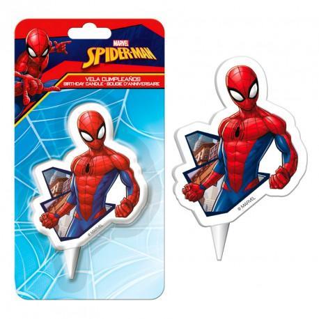 Tårtljus, Spiderman