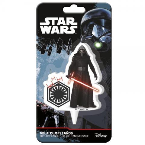 Tårtljus, Star Wars