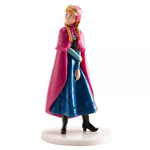 Tårtdekoration, Frozen Anna
