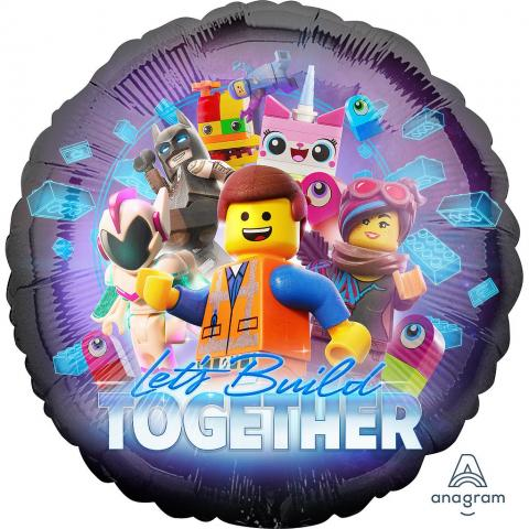 Folieballong, Lego Movie