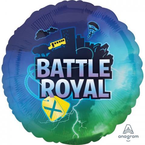 Folieballong, Battle Royal