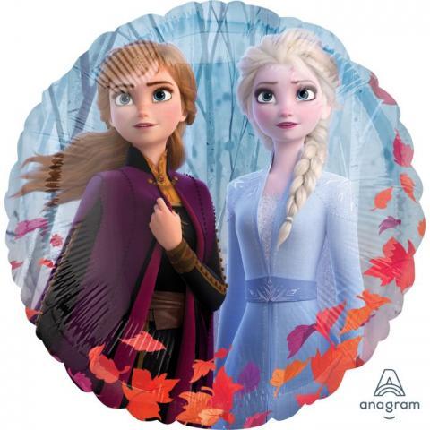 Folieballong, Frozen 2