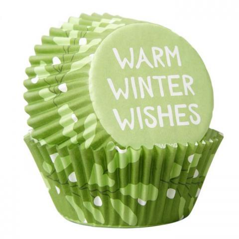 Wilton muffinsformar, Winter wishes