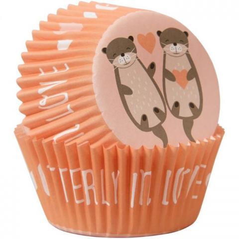 Wilton muffinsformar, Otterly in Love