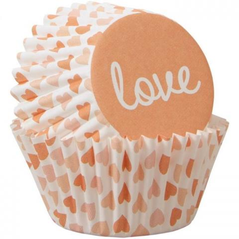 Wilton mini-muffinsformar, Otterly in Love