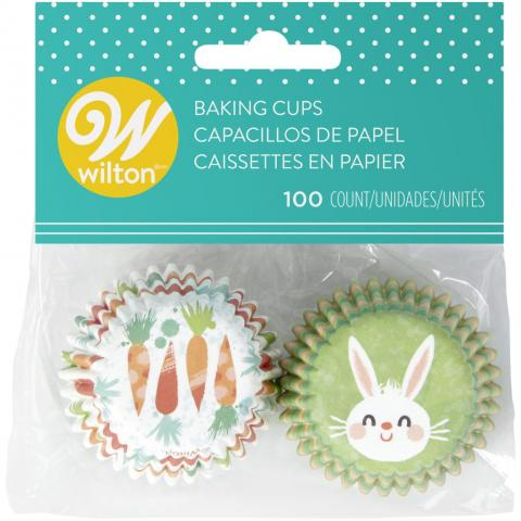 Wilton Bunny mini-muffinsformar