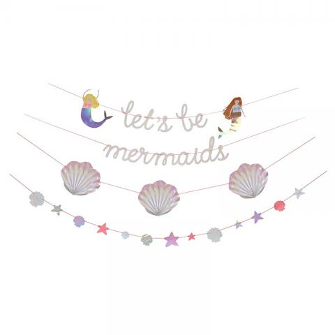 Let's be mermaids vimpelband