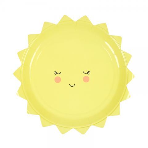 Sol tallrikar