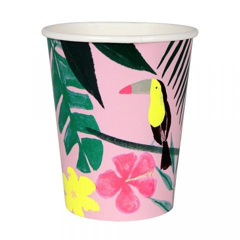 Muggar, Pink tropical