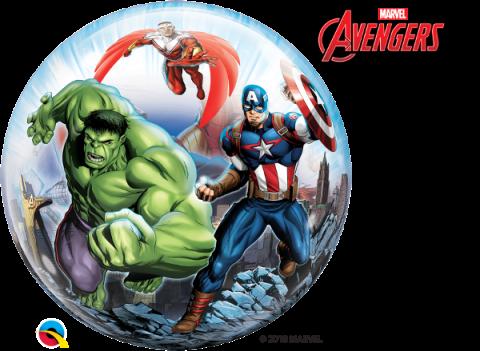 Bubbleballong, Avengers