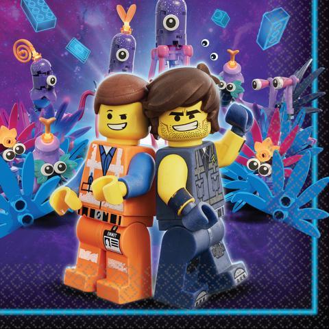 Lego Movie servetter