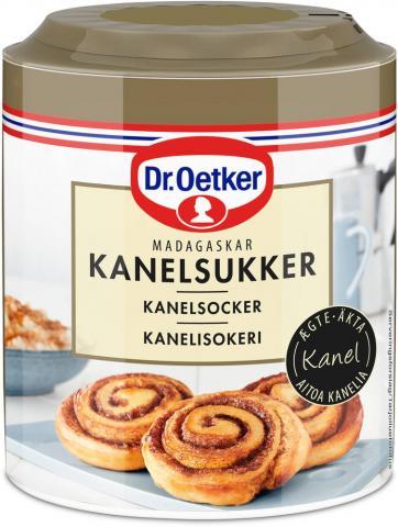 Dr Oetker kanelsocker 160g