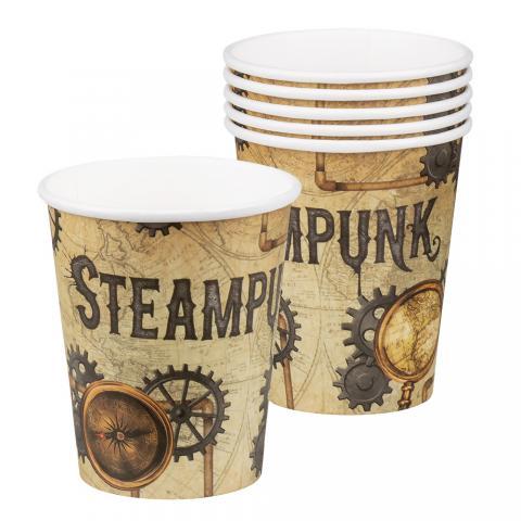 Steampunk muggar