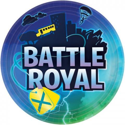 Battle Royal stora tallrikar