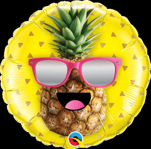 Folieballong, Mr. Cool Pineapple