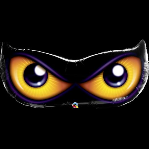 Figurfolieballong, Spooky Eyes