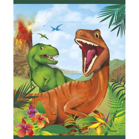 Dinosaurus kalaspåsar