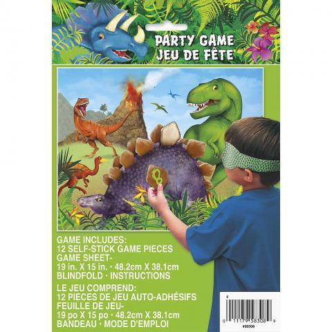 Dinosaurus spel