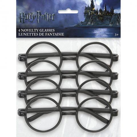 Harry Potter glasögon 4st
