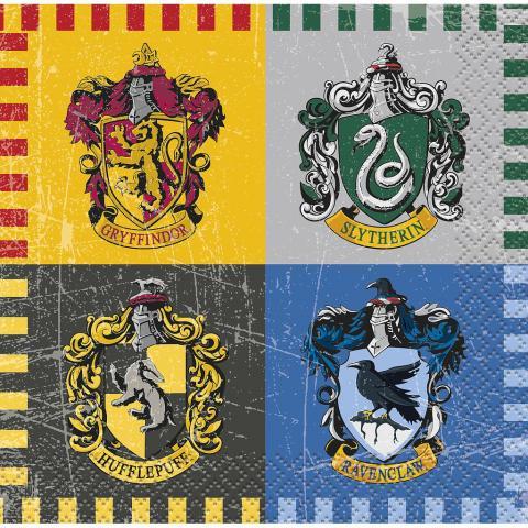 Harry Potter små servetter