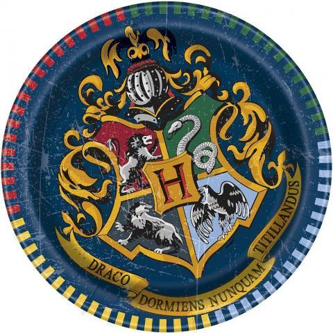 Harry Potter små tallrikar