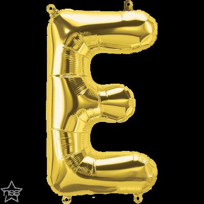Uppblåsbar ballong, Guld E