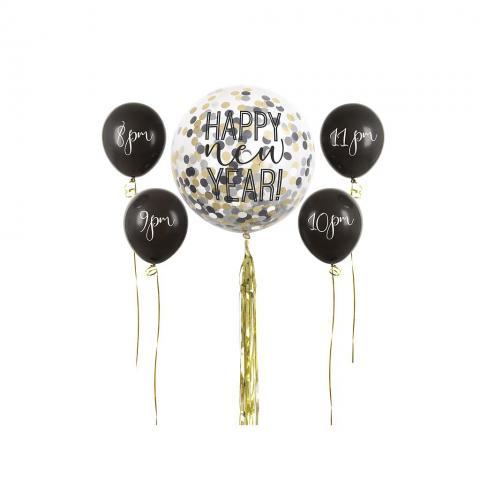 Nyår ballongset