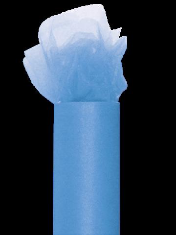 Dekorationstyll, ljusblå