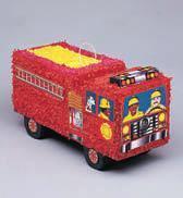 Pinata -brandbil
