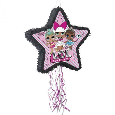 L.O.L surprise piñata