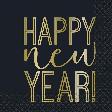 Stora servetter, Roaring new year