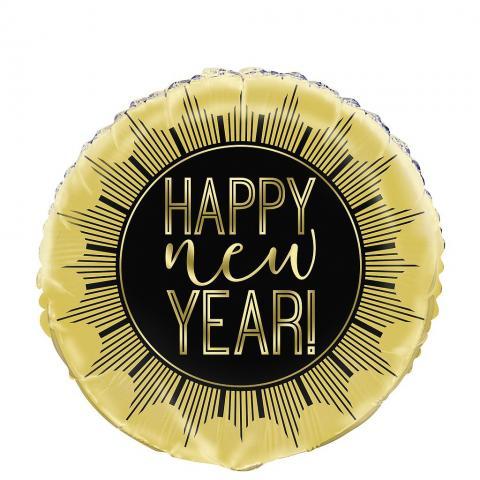Folieballong, Roaring New Year