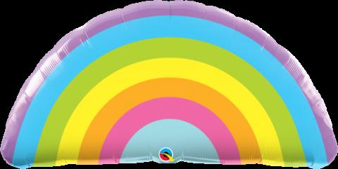 Folieballong, Rainbow