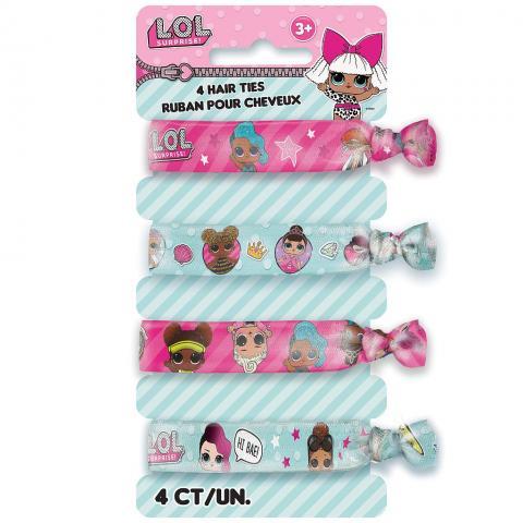 L.O.L surprise hårband 4st