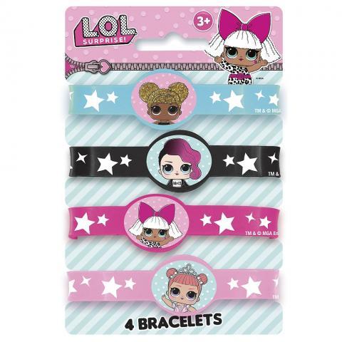 L.O.L surprise elastiska armband