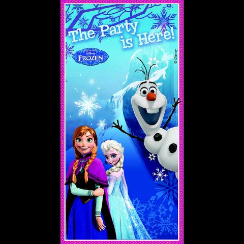 Frozen affisch
