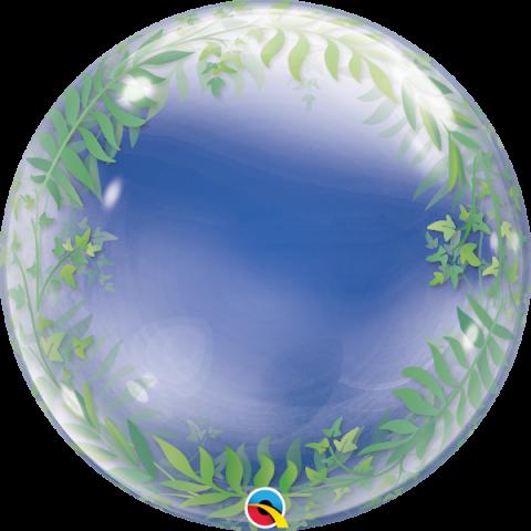 Deco Bubble, Greenery 60cm