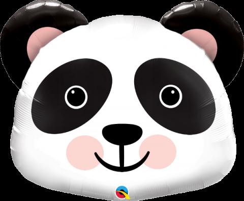 Motivfolieballong, Precious Panda