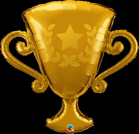 Figurfolieballong, Golden Trophy