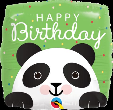 Folieballong, Bday Panda