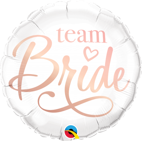 Folieballong, Team Bride