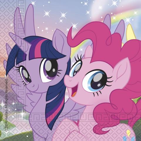 Pony & Friends servetter