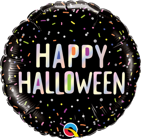 Folieballong, Halloween Sprinkles