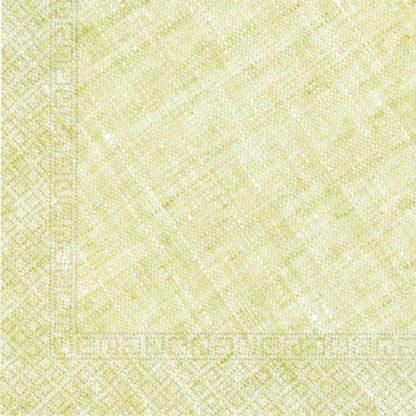Biodegraderbara stora servetter, lime