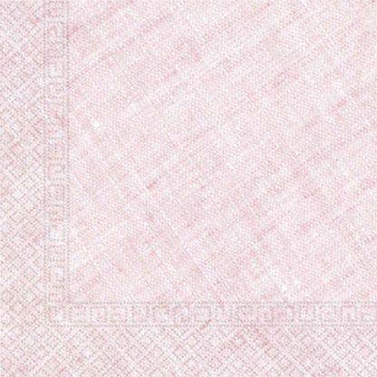 Biodegraderbara stora servetter, rosa
