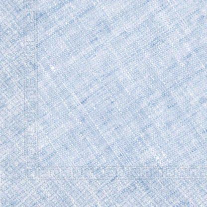 Biodegraderbara stora servetter, ljusblå