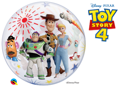 Bubbleballong, Toy Story 4