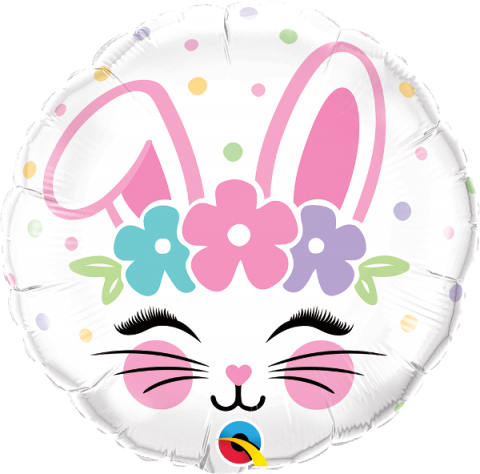 Folieballong, Bunny face
